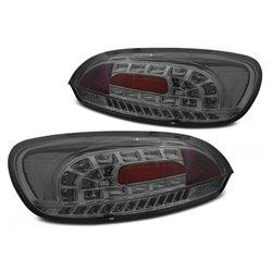 Coppia fari Led posteriori Volkswagen Scirocco III 08- Fume