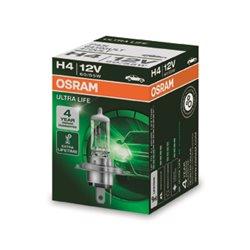 Lampada alogena OSRAM ULTRA LIFE H4 12V 55W
