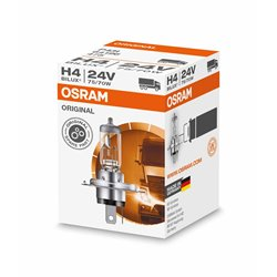 Lampada alogena OSRAM ULTRA LIFE H4 24V 75/70W