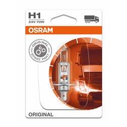 Lampada alogena OSRAM Original H1 24V 70W