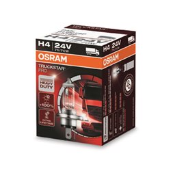 Lampada alogena OSRAM TRUCKSTAR H4 24V 75/70W