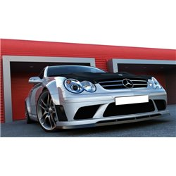 Kit estetico Mercedes CLK W209 AMG Black Series incluso cofano