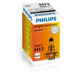 Lampada alogena Philips H13 12V 60/55W