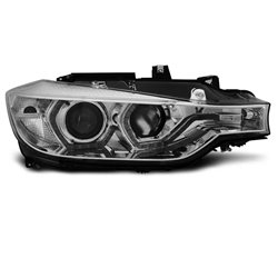 Fari DRL vera luce diurna BMW F30-F31 2011 berlina & station Chrome