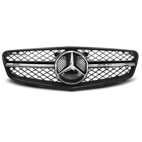 Mercedes W204 07-14 Griglia calandra anteriore C63 Style