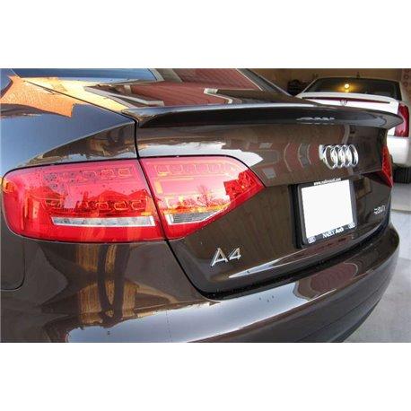 Spoiler alettone posteriore baule AUDI A4 B8
