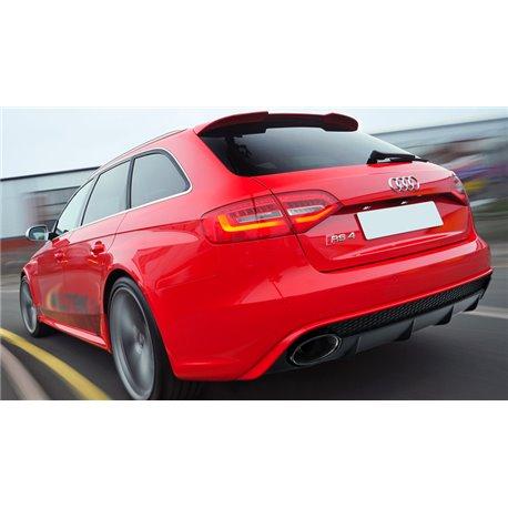 Spoiler alettone posteriore AUDI A4 B8 RS4 Look