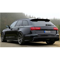 Spoiler alettone posteriore Audi A6 C7 Avant