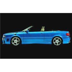 Minigonne laterali sottoporta Audi 80