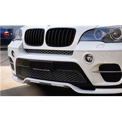 Spoiler sottoparaurti anteriore BMW X5 E70 LCI