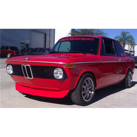 Spoiler sottoparaurti anteriore Duck bill per BMW Serie 2 E10