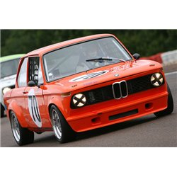 Spoiler sottoparaurti anteriore per BMW Serie 2 E10