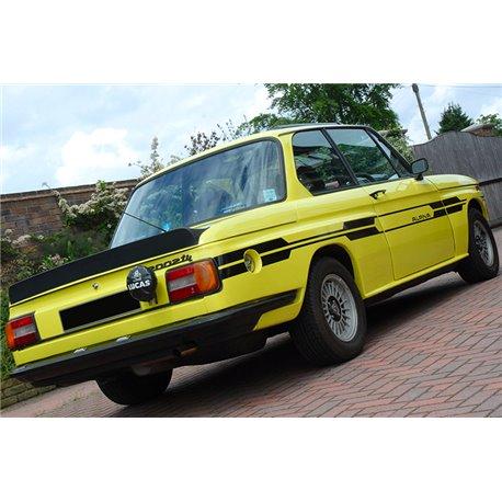 Spoiler baule posteriore per BMW Serie 2 E10