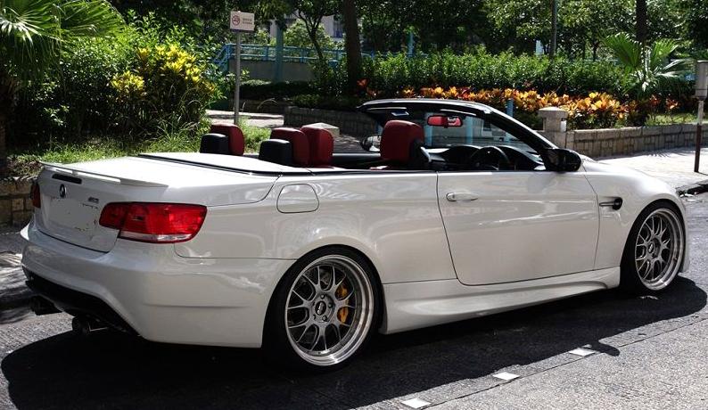 spoiler baule posteriore per bmw serie 3 e93 cabrio. Black Bedroom Furniture Sets. Home Design Ideas