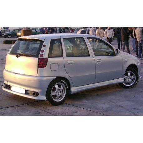 Minigonne laterali sottoporta Fiat Punto 93-99