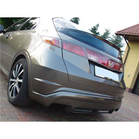 Sottoparaurti posteriore Honda Civic VIII