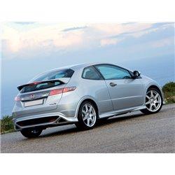 Spoiler alettone Honda Civic VIII Type R