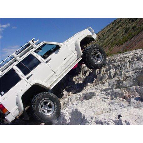Allargamenti parafanghi anteriori e posteriori Jeep Cherokee XJ