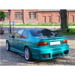Paraurti posteriore Honda Civic 92-95 Coupe