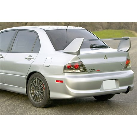 Spoiler alettone Mitsubishi Lancer 7-8-9 Evo Look