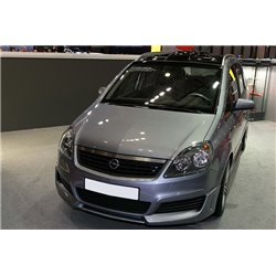Sottoparaurti anteriore Opel Zafira B