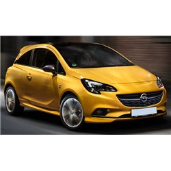 Spoiler sottoparaurti anteriore Opel Corsa E