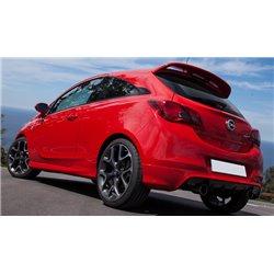 Spoiler sottoparaurti posteriore Opel Corsa E