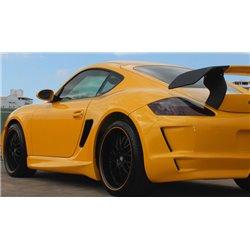 Minigonne laterali sottoporta Porsche Boxster 987 Cayman GT3