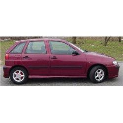 Minigonne laterali sottoporta Seat Ibiza 99-