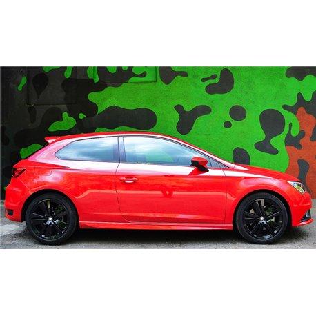 Minigonne laterali sottoporta Seat Leon 5F 3 Porte