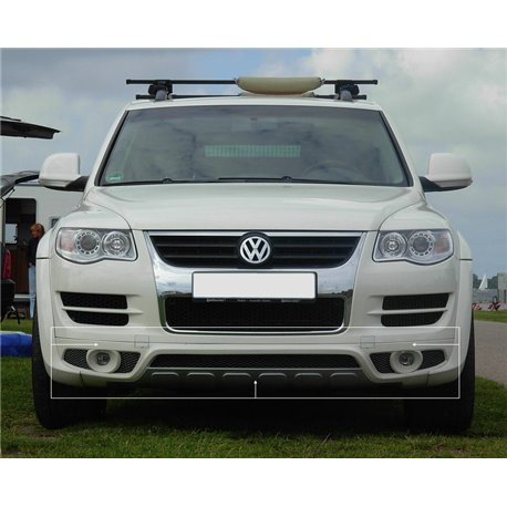 Sottoparaurti anteriore Volkswagen Touareg 06-09