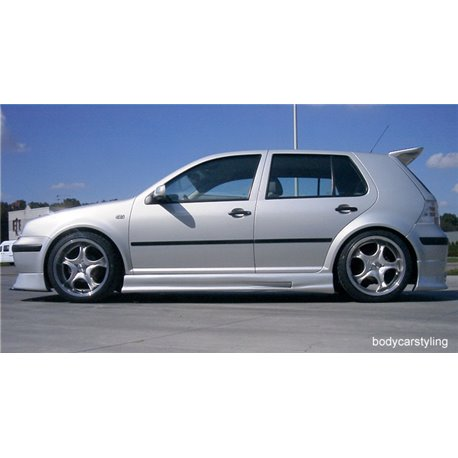 Minigonne laterali sottoporta Volkswagen Golf IV