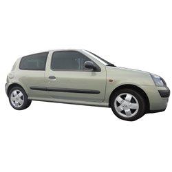Minigonne laterali sottoporta Renault Clio 02-05 RS Normal