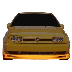 Spoiler sottoparaurti anteriore Volkswagen Golf III Racing