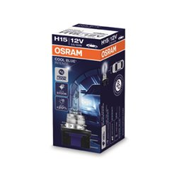 Lampada alogena OSRAM COOL Intense H15 12V 55/15W
