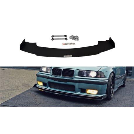 Lama sottoparaurti racing anteriore BMW M3 E36 Coupe 92-99