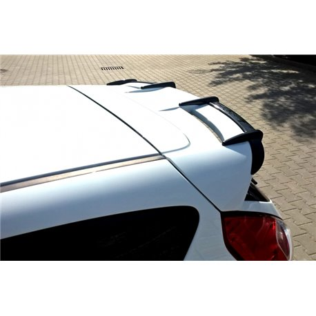 Estensione spoiler alettone Ford Fiesta MK7 ST / ZETEC S 13-17