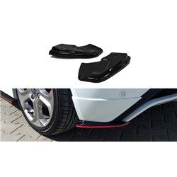 Sottoparaurti posteriore Fiesta MK7 ST/STLINE/Zetec S 13-17