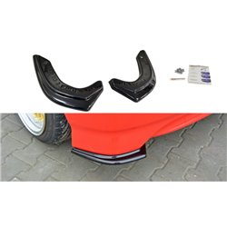 Sottoparaurti laterali posteriori Honda Jazz MK1 02-08
