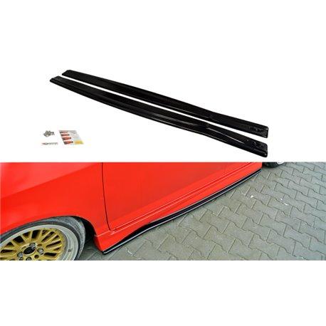 Estensione minigonne laterali sottoporta Honda Jazz MK1 02-08