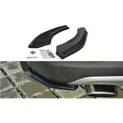 Sottoparaurti splitter laterali posteriori Kia Sportage MK4 GT-Line 2015-