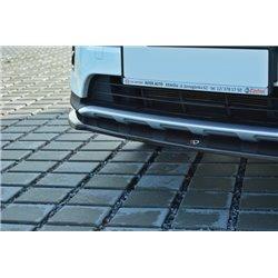 Sottoparaurti splitter anteriore Kia Sportage MK4 GT-Line 2015-