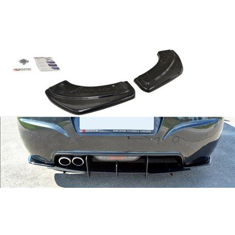 Sottoparaurti laterali posteriori Peugeot RCZ 10-12