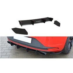 Spoiler estrattore sottoparaurti posteriore Seat Leon III Cupra / FR 12-16