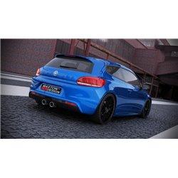 Spoiler sottoparaurti posteriore Volkswagen Scirocco R 08-14