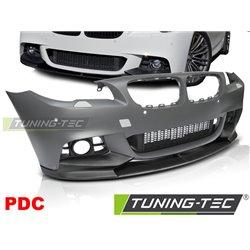 Paraurti anteriore BMW Serie 5 F10 / F11 LCI M-Performance 13-16 (PDC)