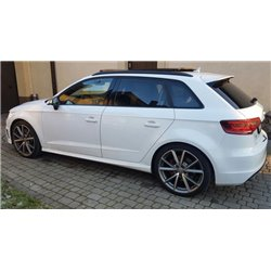 Minigonne laterali sottoporta Audi A3 8V 5 Porte SLine Sportback
