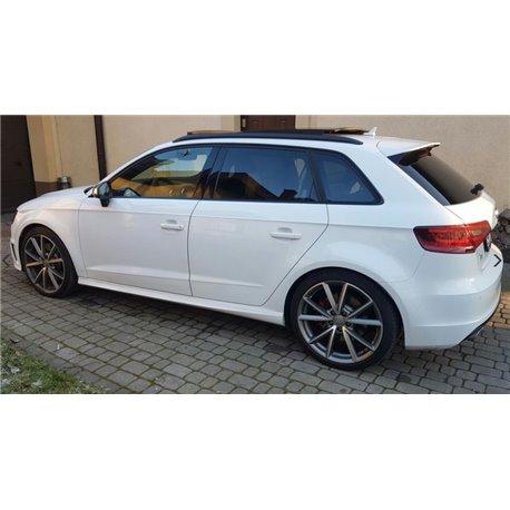 Minigonne laterali sottoporta Audi A3 8V 5 Porte