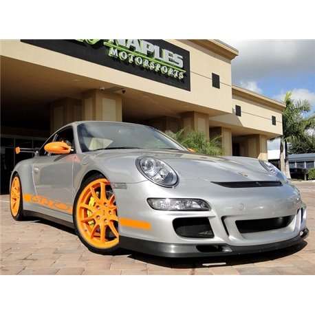 Paraurti e sottoparaurti anteriore Porsche 997 GT3 Look