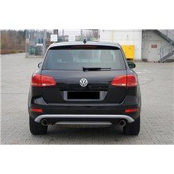 Sottoparaurti posteriore Volkswagen Touareg 10-14